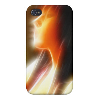 GirlFace 6 iPhone 4/4S Cover