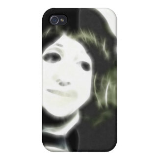 GirlFace 7 iPhone 4/4S Covers