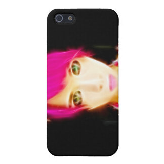 GirlFace 8 iPhone 5 Cases