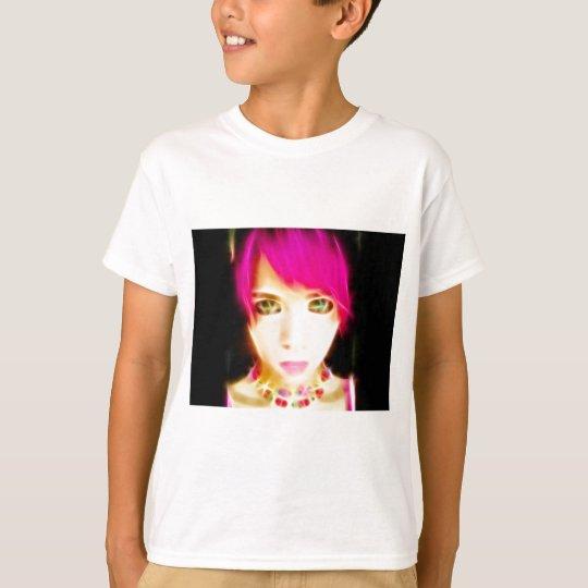 GirlFace 8 T-Shirt