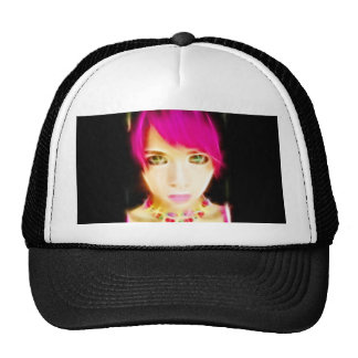 GirlFace 8 Trucker Hat