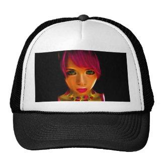 GirlFace 9 Trucker Hat