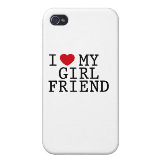 girlfriend3 iPhone 4/4S cover
