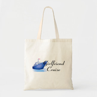 Girlfriend Cruise Tote Bag
