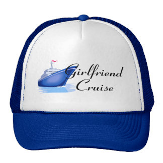 Girlfriend Cruise Trucker Hat
