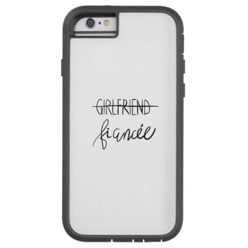 Girlfriend Fiance Phone Case