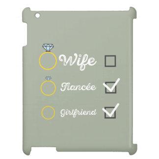 Girlfriend Fiancee Wife hen Party Zno5a iPad Covers