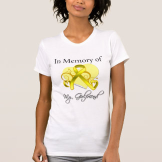 Girlfriend - In Memory of Military Tribute T Shirts