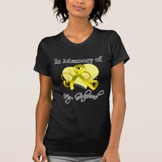 Girlfriend - In Memory of Military Tribute T Shirt