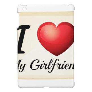Girlfriend iPad Mini Covers