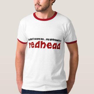 Girlfriend is Redhead Tshirt