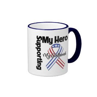 Girlfriend - Military Supporting My Hero Coffee Mug