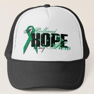 Girlfriend My Hero - Kidney Cancer Hope Trucker Hat