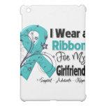 Girlfriend - Ovarian Cancer Ribbon iPad Mini Cases