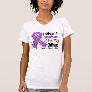 Girlfriend - Pancreatic Cancer Ribbon Tank