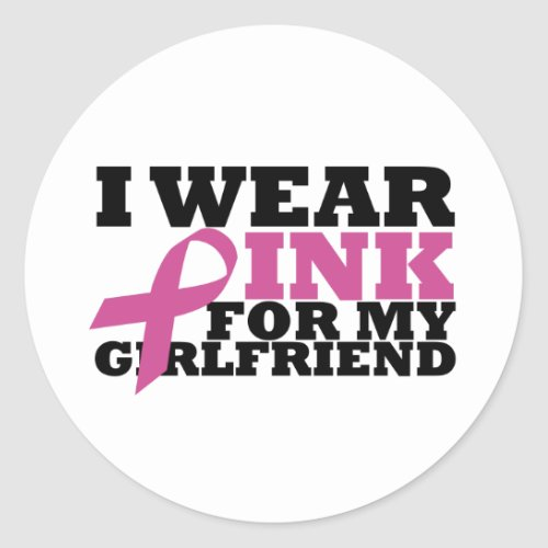 girlfriend zazzle_sticker
