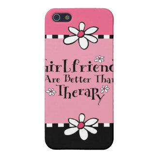 Girlfriend Therapy 4G i Cases For iPhone 5