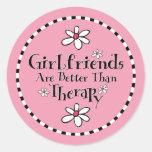 Girlfriend Therapy Sticker