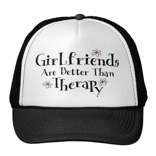 Girlfriend Therapy Trucker Hat