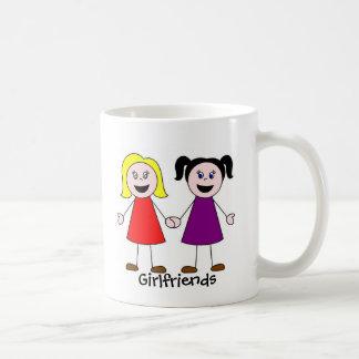 girlfriends3, Girlfriends Coffee Mug