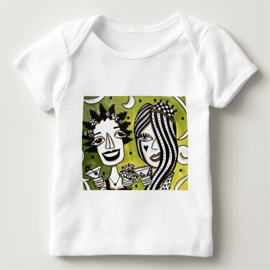 GIRLFRIENDS 8 BABY T-Shirt