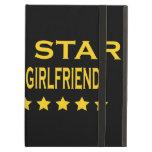 Girlfriends Birthdays Valentines 5 Star Girlfriend Case For iPad Air