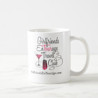 Girlfriends EnTourAge Mug