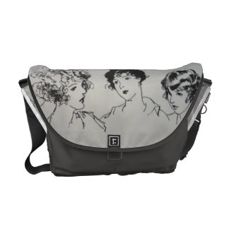 Girlfriends Messenger Bags
