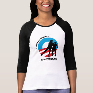 Girlie 3/4 Raglan Tshirts
