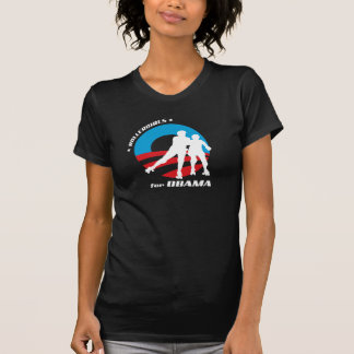 Girlie Destroyed (Dark) T-shirt