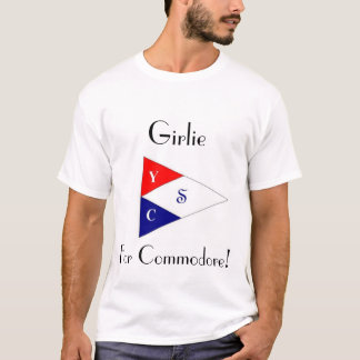 Girlie for Commodore T-Shirt