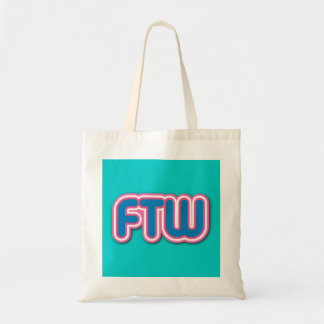 Girlie FTW Tote Canvas Bags