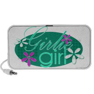 Girlie Girl Portable Speakers