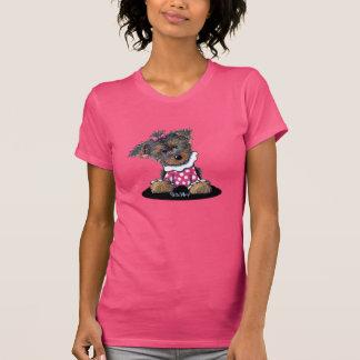 Girlie Girl Yorkie T Shirt