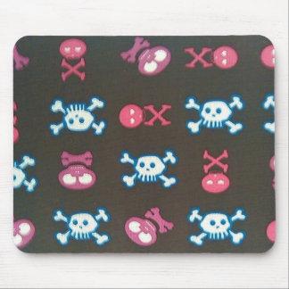Girlie Punk Mouse Pad