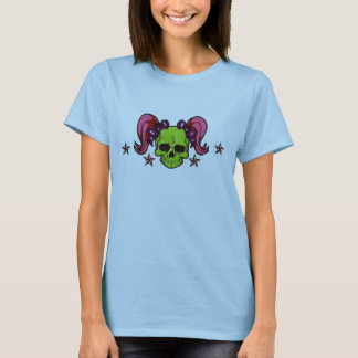 girlie skull T-Shirt