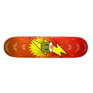 Girlie Super Charged Sushi - Skateboard Deck