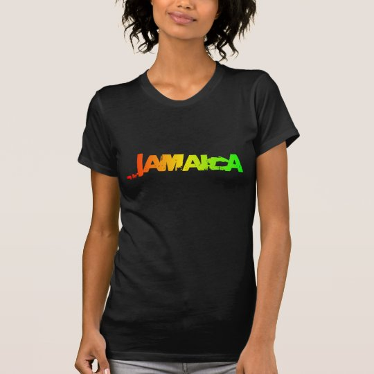 Girlie T-shirt Jamaica 2