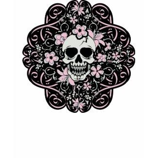 Girlie Vintage Skull shirt