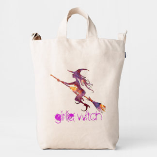 Girlie Witch Duck Bag