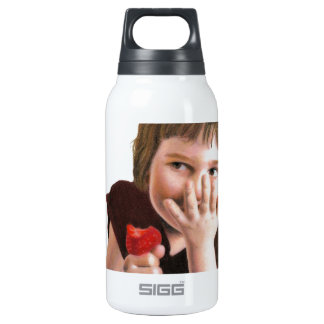 Girlish Giggles by Ana Tirolese Insulated Water Bottle