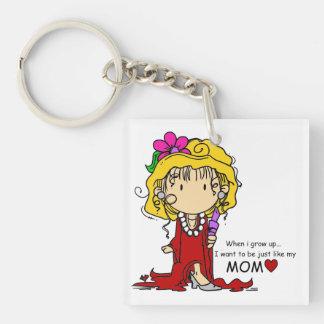girllikemomm.png acrylic keychain