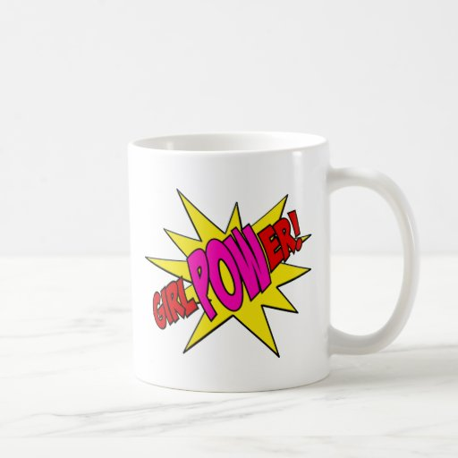 GirlPOWer Coffee Mug