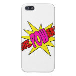 GirlPOWer iPhone 5 Covers