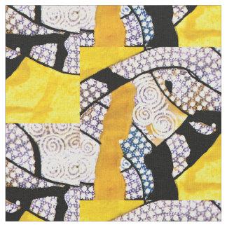 #GirlPowerRhules Earth Links Fabric