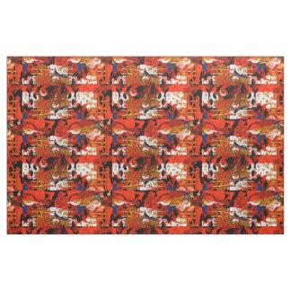 #GirlPowerRhules LOVE Red Fabric