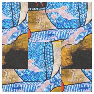#GirlPowerRhules Smiles Fabric