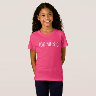 Girls 10K Music T T-Shirt