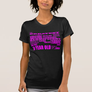 Girls 10th Birthdays : Pink Greatest 10 Year Old T-Shirt