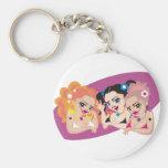 Girls_12 Keychains
